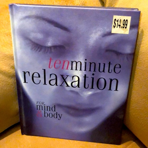 ☀️BN Hardcover:Ten Minute Relaxation for Mind&Body